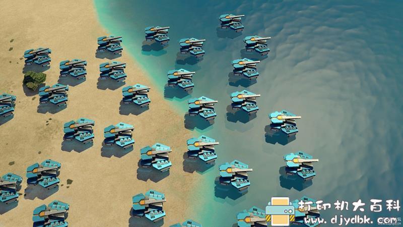 PC即时战略游戏分享 《横扫千星:泰坦》免安装中文版 配图 No.3