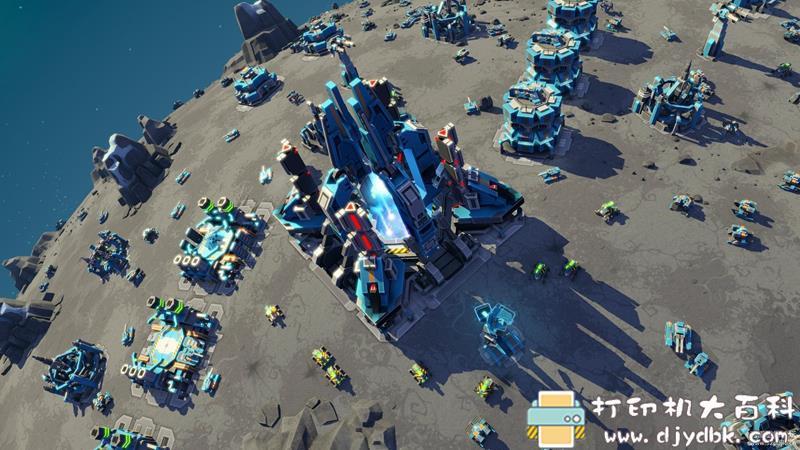 PC即时战略游戏分享 《横扫千星:泰坦》免安装中文版 配图 No.4