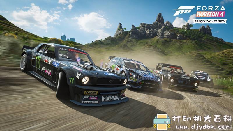 PC游戏分享 极限竞速:地平线4 V1.410.986.2全DLC硬盘安装版图片 No.2