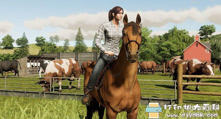 PC游戏分享 《模拟农场19(Farming Simulator 19)》集成白金扩展包图片 No.4