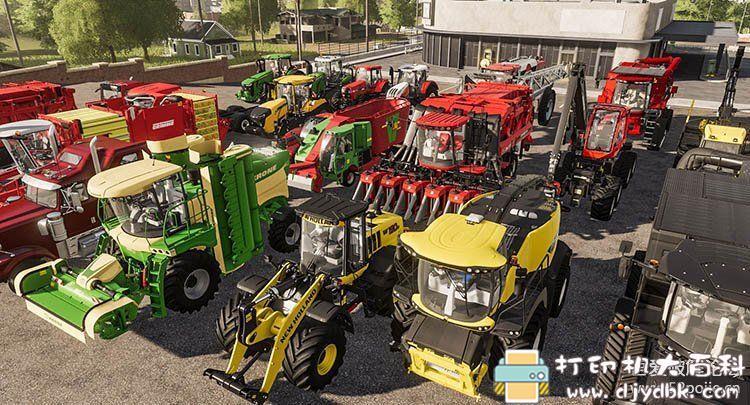 PC游戏分享 《模拟农场19(Farming Simulator 19)》集成白金扩展包图片 No.5