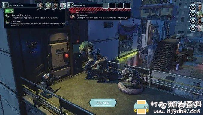 PC游戏分享 《幽浮:奇美拉战队》免安装中文版下载(附修改器)图片 No.4