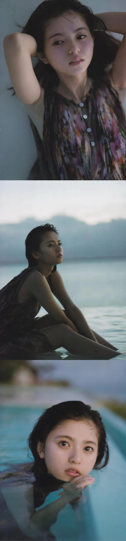 斋藤飞鸟泳装写真,性感在可爱面前一文不值_图片 No.9