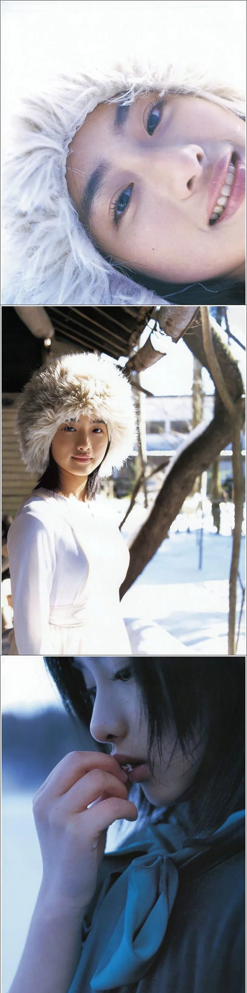 石原里美 16岁时的写真_图片 No.1