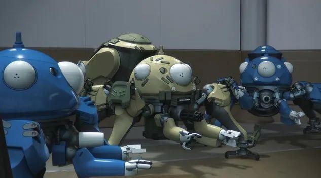 《攻壳机动队:SAC_2045》人气角色排行出炉,素子姐姐只排第二_图片 No.2