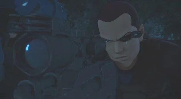 《攻壳机动队:SAC_2045》人气角色排行出炉,素子姐姐只排第二_图片 No.4