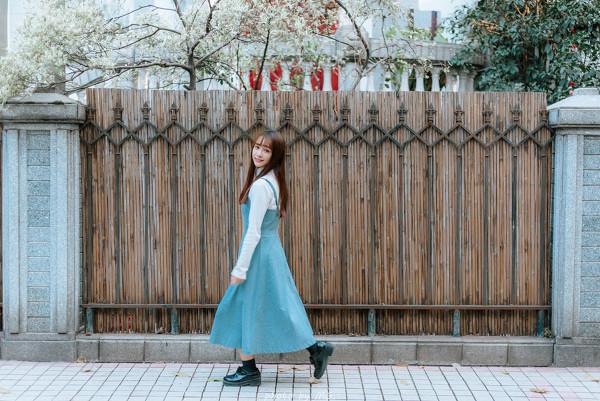 妹子摄影 – 邻家女孩一笑倾城大抵是这样吧_图片 No.9