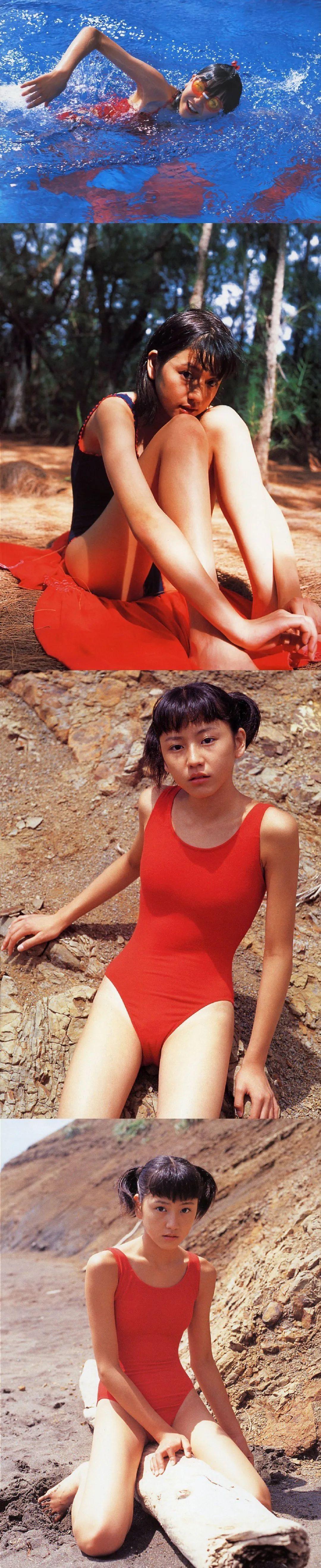 长泽雅美 14岁写真集_图片 No.5