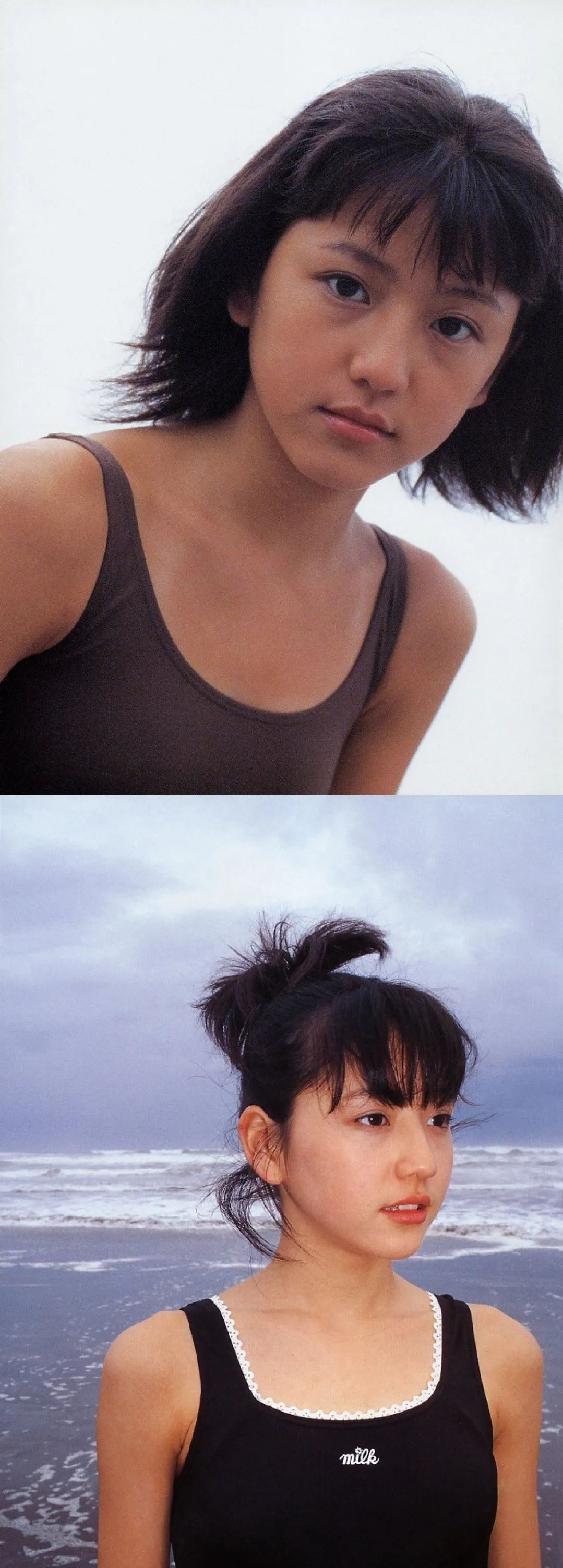 长泽雅美 14岁写真集_图片 No.6