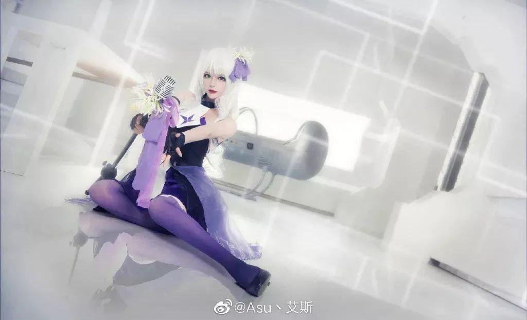 Cosplay—QQ飞车 镜,我的世界不再孤单,有你还有我_图片 No.3