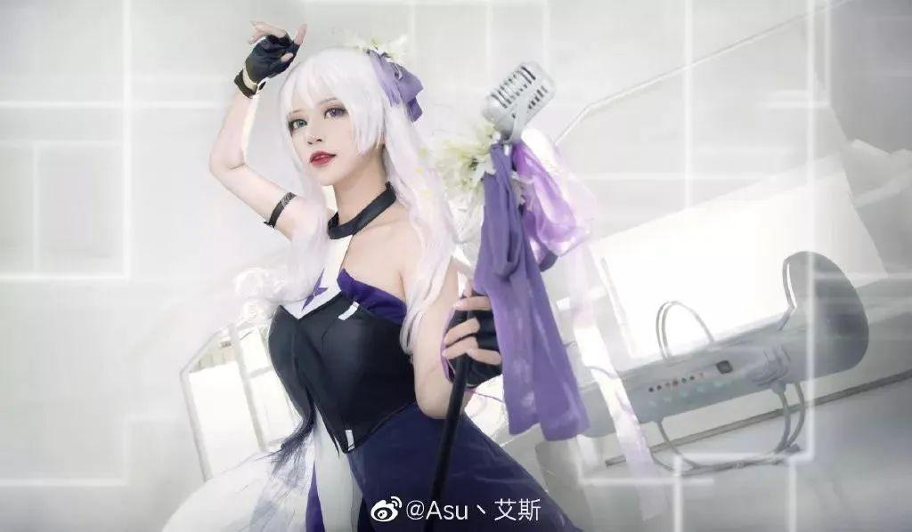 Cosplay—QQ飞车 镜,我的世界不再孤单,有你还有我_图片 No.6