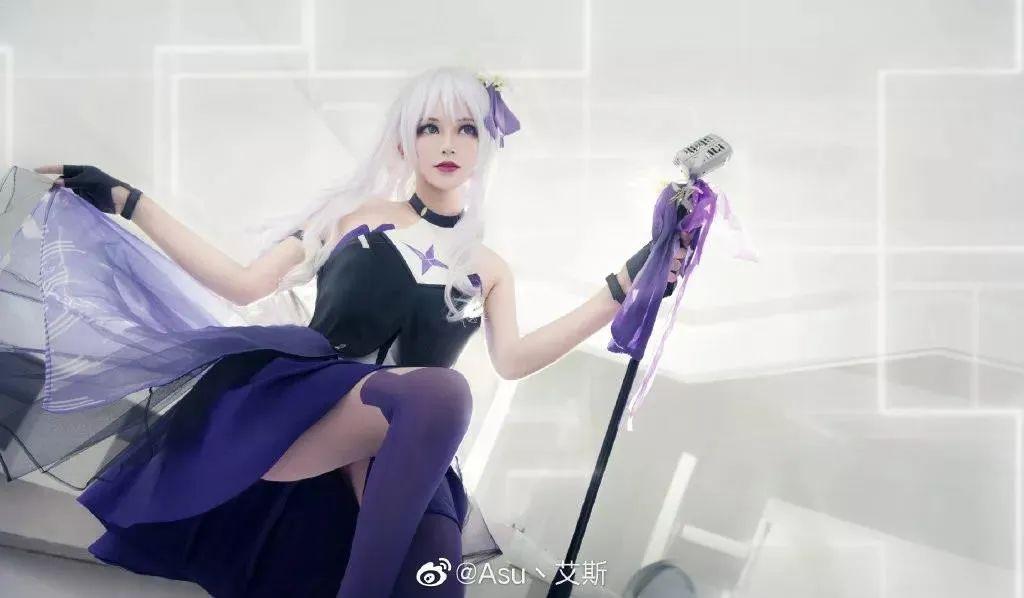 Cosplay—QQ飞车 镜,我的世界不再孤单,有你还有我_图片 No.7