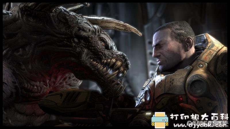 PC游戏分享:虚幻竞技场3黑盒版图片 No.2