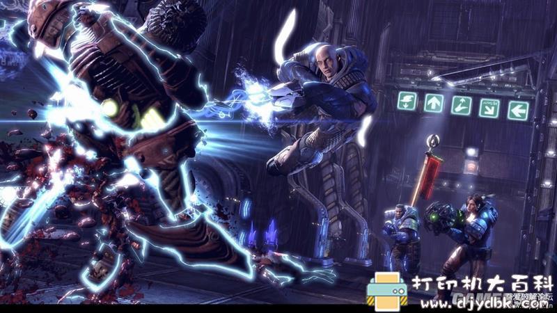 PC游戏分享:虚幻竞技场3黑盒版图片 No.3