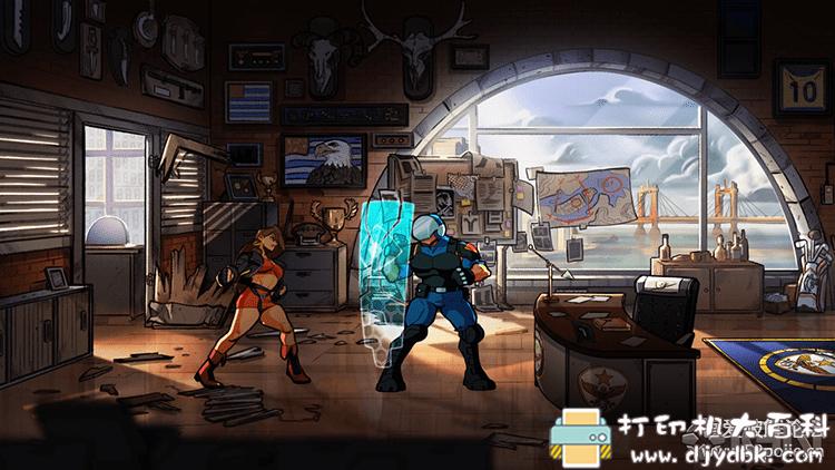 PC游戏分享:[怒之铁拳4|Street of Rage 4|修复版|免安装绿色中文版图片 No.1