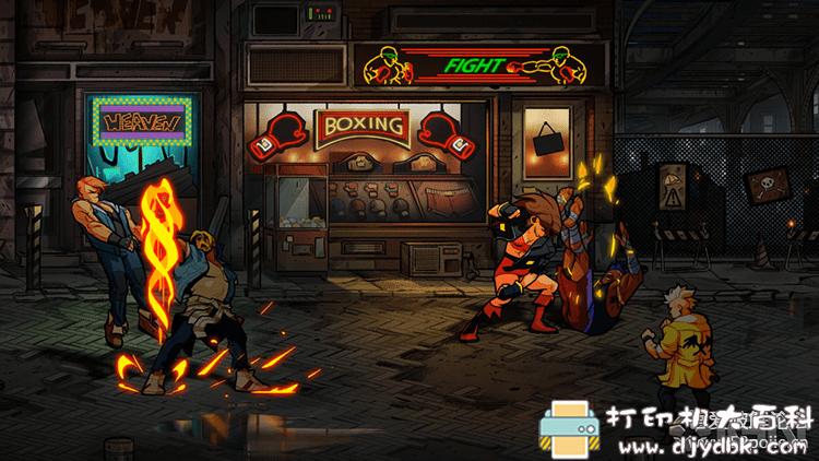 PC游戏分享:[怒之铁拳4|Street of Rage 4|修复版|免安装绿色中文版图片 No.3
