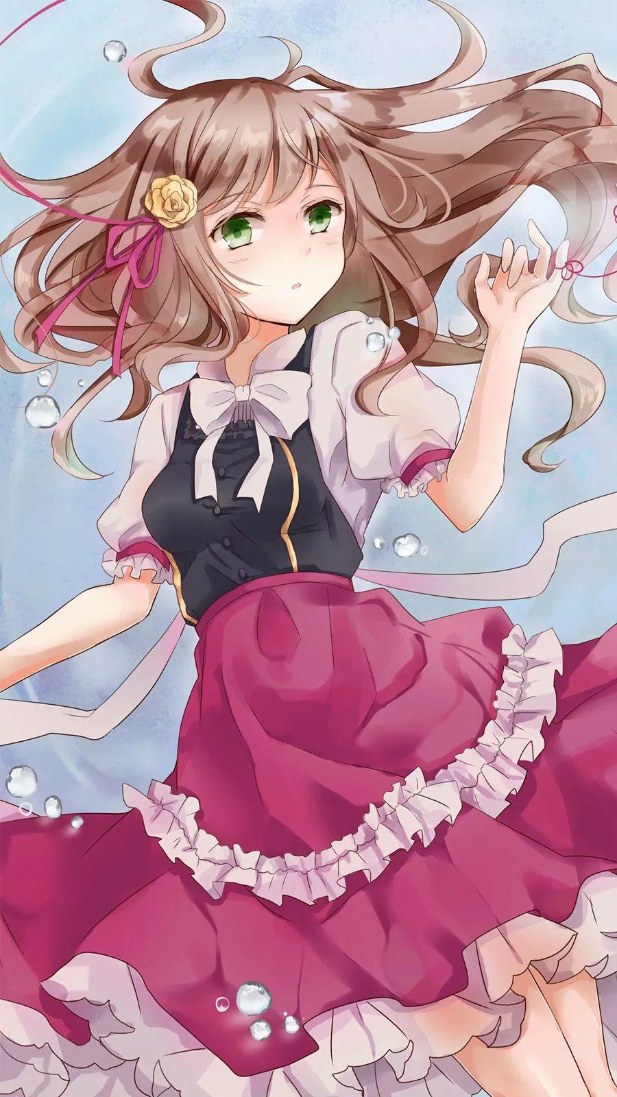 【二次元动漫壁纸】心形开口的童贞毛衣,爱了爱了_图片 No.24