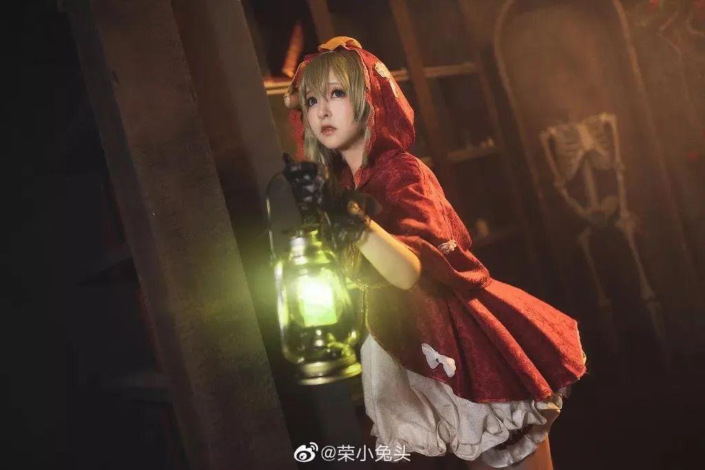 Cosplay—宝石研物语 玛格丽特,太可人的小红帽!_图片 No.4