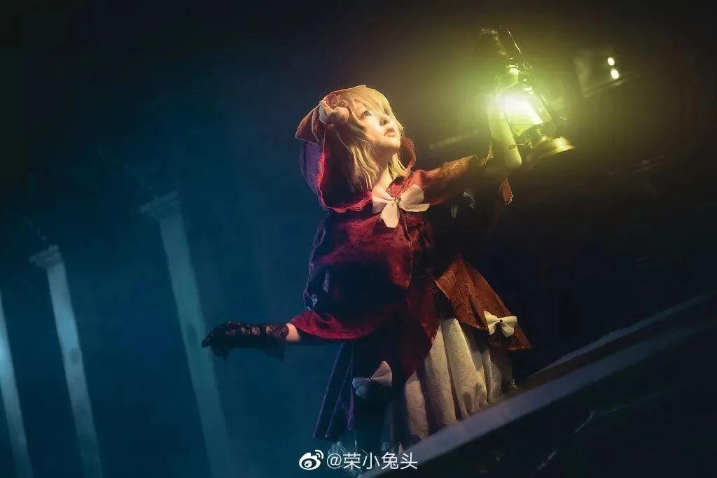 Cosplay—宝石研物语 玛格丽特,太可人的小红帽!_图片 No.6