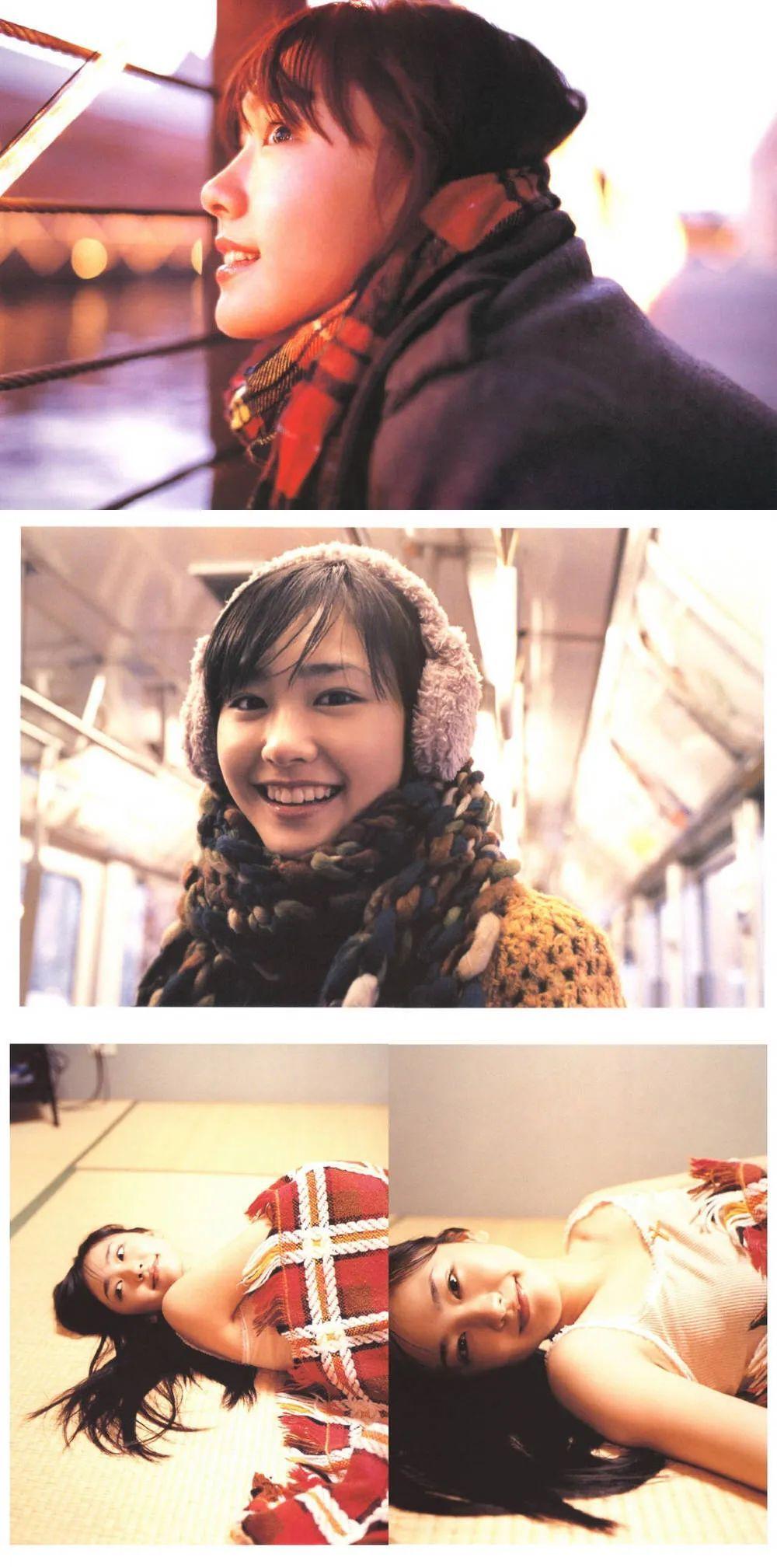 新垣结衣18岁写真集,从小美到大!_图片 No.4