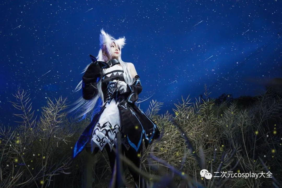 cosplay – FGO 阿塔兰忒狂阶,兽耳女神,集可爱与帅气的美少女 - [leimu486.com] No.7