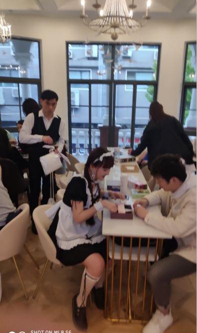 上海知名小姐姐公馆「37°2空间女仆公馆」被查封, 49.9一小时随便玩!_图片 No.3