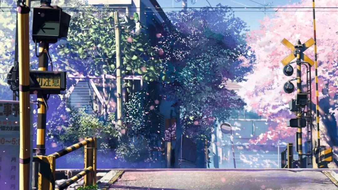 新海诚动画景色壁纸特辑,唯美到窒息!_图片 No.12