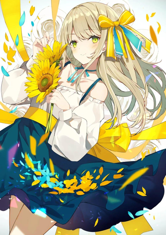 5月6日,二次元美图!透明伞横放挡水花的可人少女_图片 No.16