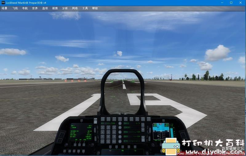 【飞行模拟软件】Prepar3D v4.5.11.29713 专业增强版图片 No.1