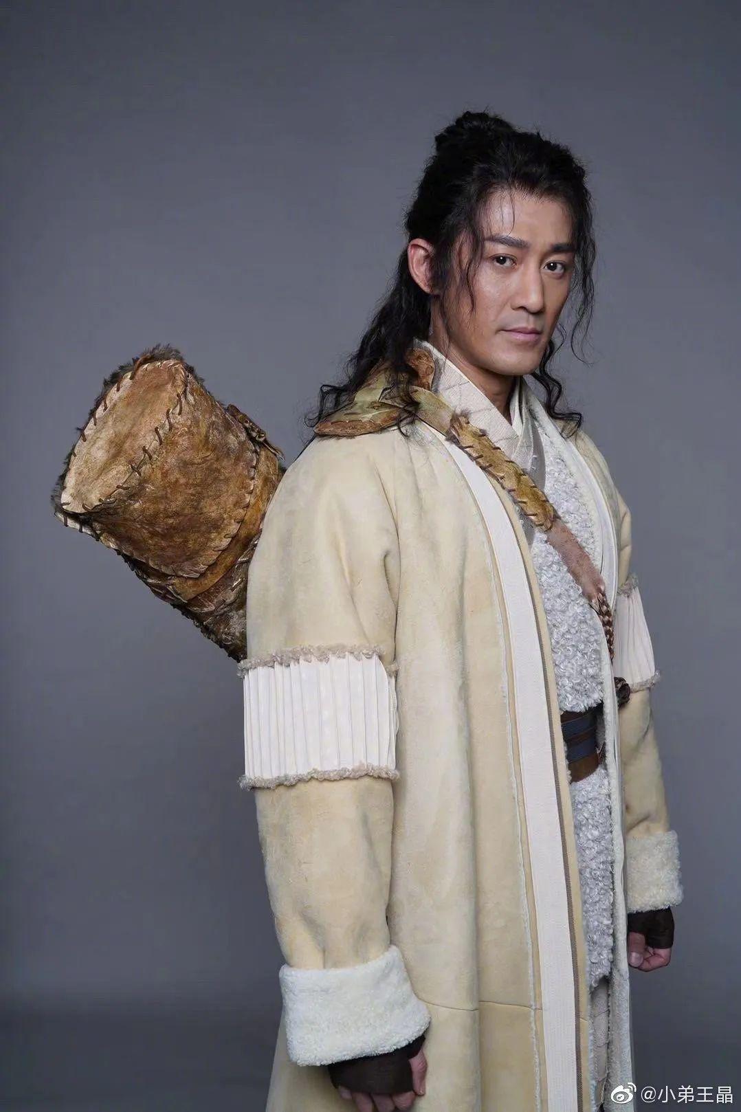 王晶将拍摄新电影版《倚天屠龙记》,公布满员阵容_图片 No.2