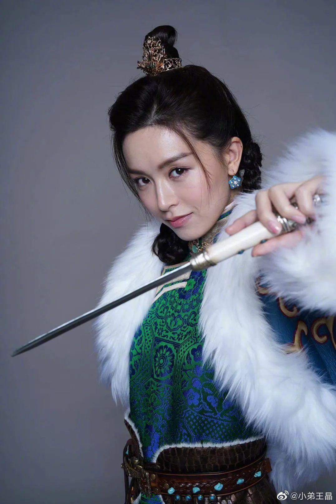 王晶将拍摄新电影版《倚天屠龙记》,公布满员阵容_图片 No.5