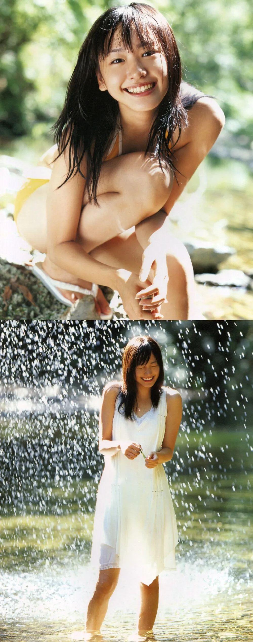 新垣结衣泳装写真集,《水漾青春17岁》_图片 No.9