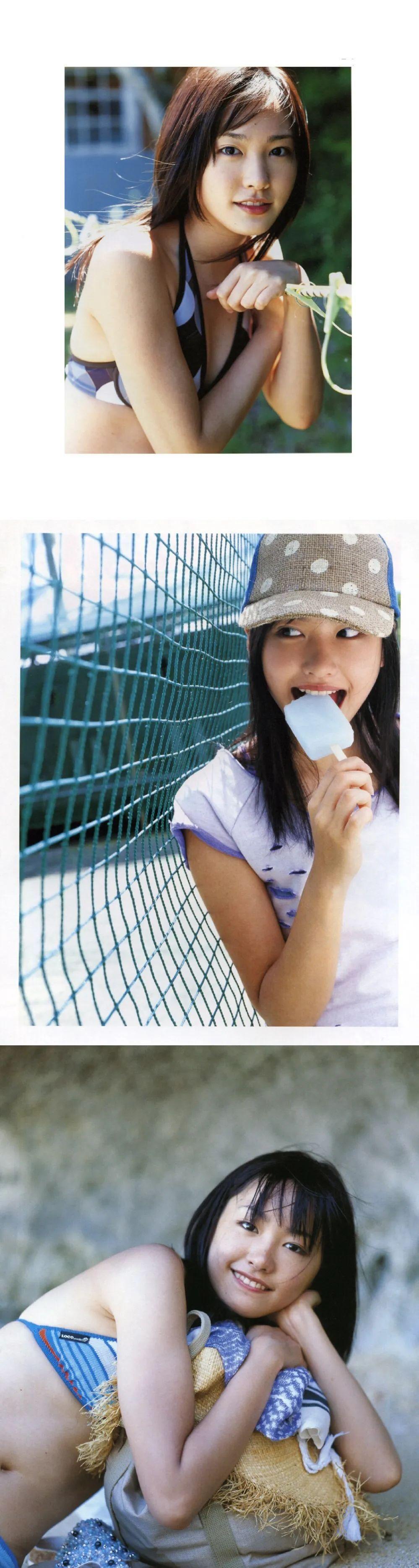 新垣结衣泳装写真集,《水漾青春17岁》_图片 No.10