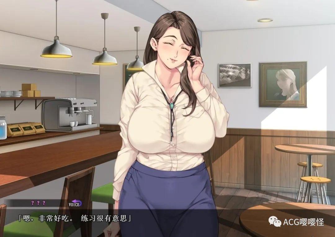 游戏 – 【拔作ADV/全CV】你母亲真是个好女人啊!【安卓+PC】汉化版+存档+漫画【新汉化/1G】_图片