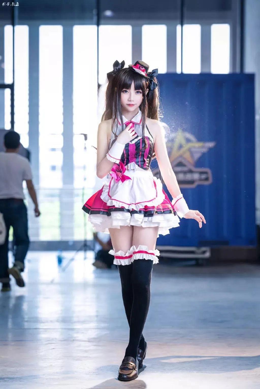 Cosplay—FGO 远坂凛(@大肉丸Amiee),这小裙子太好看了_图片 No.8