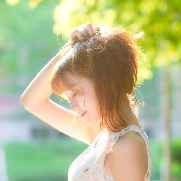 妹子摄影 – 碎花连衣裙 美腿邻家妹子_图片 No.13