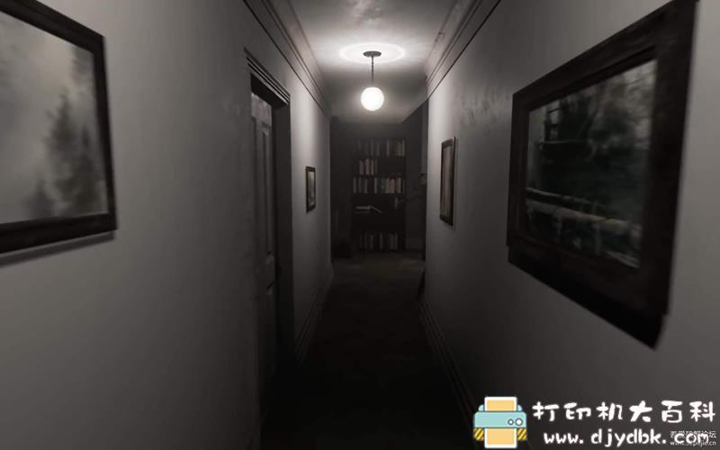 """PC恐怖游戏分享:仿寂静岭PT精神类恐怖游戏""""面容Visage第一章:露西篇""""图片 No.2"""