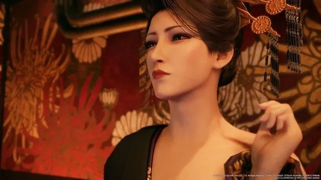 日本游戏网站INSIDE票选《最终幻想7:重制版》人气女角色top10,蒂法毫无疑问是第一!_图片 No.1