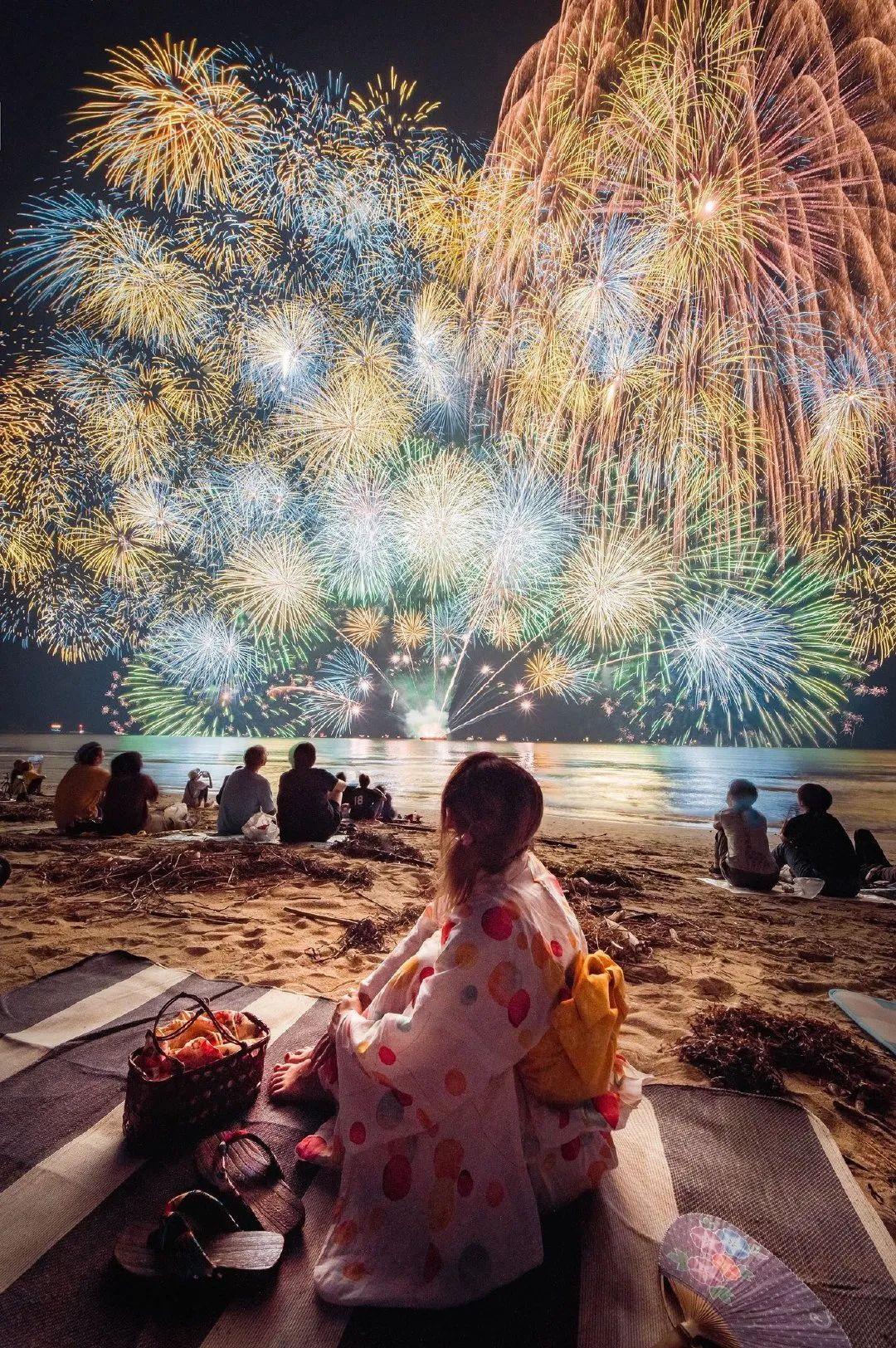 2020日本三重县的花火大会,星光灿烂,令人惊奇!_图片 No.2
