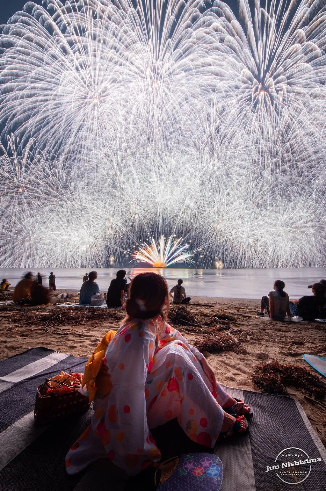 2020日本三重县的花火大会,星光灿烂,令人惊奇!_图片 No.3