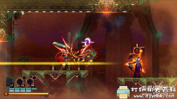 PC游戏分享:【天翼云】跟死亡细胞风格类似的《Karma Knight》图片 No.4