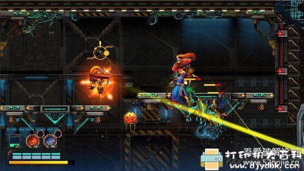 PC游戏分享:【天翼云】跟死亡细胞风格类似的《Karma Knight》图片 No.5
