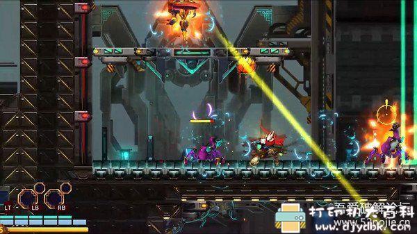 PC游戏分享:【天翼云】跟死亡细胞风格类似的《Karma Knight》图片 No.6
