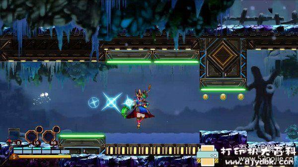 PC游戏分享:【天翼云】跟死亡细胞风格类似的《Karma Knight》图片 No.9