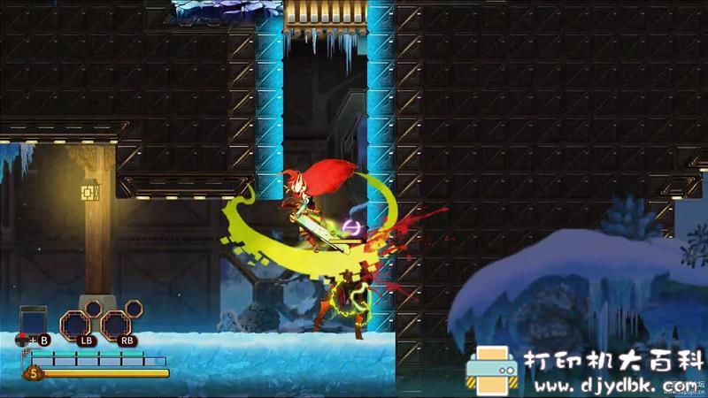 PC游戏分享:【天翼云】跟死亡细胞风格类似的《Karma Knight》图片 No.10
