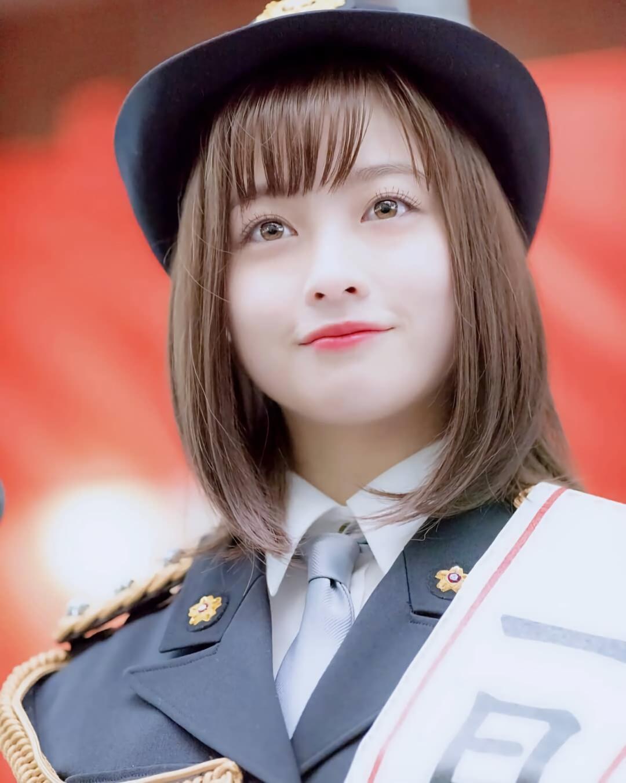 桥本环奈警官服装写真_图片 No.4