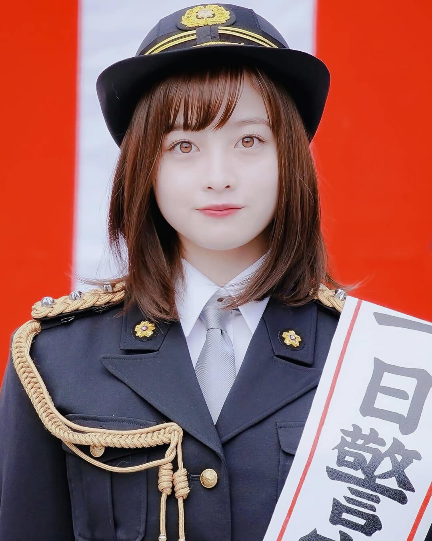 桥本环奈警官服装写真_图片 No.5