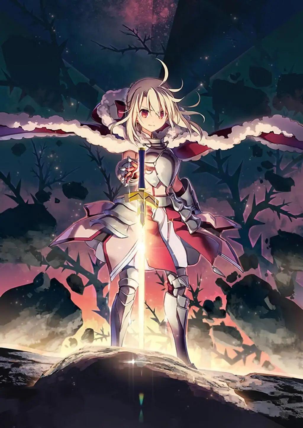 剧场版《Fate/kaleid liner 魔法少女伊莉雅》新作制作决定纪念PV_图片 No.6