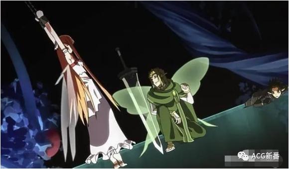 """《刀剑神域》中亚丝娜被""""捆绑play""""的名场面,这身子是把我看馋了!_图片 No.5"""