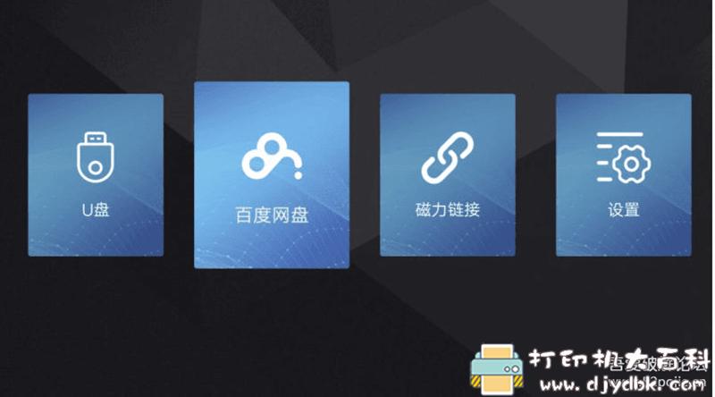 智能电视或盒子看百度网盘视频的4种方法汇总图片 No.2